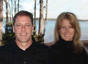 Realtors Tim & Mary Bruin